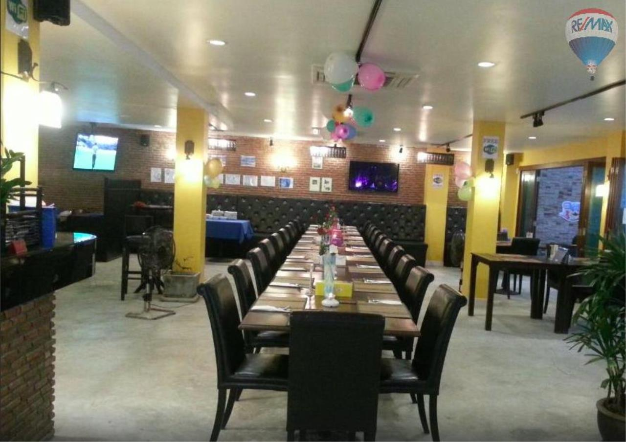 RE/MAX Top Properties Agency's 80 seats Restaurant for sale in a busy road of Patong 2