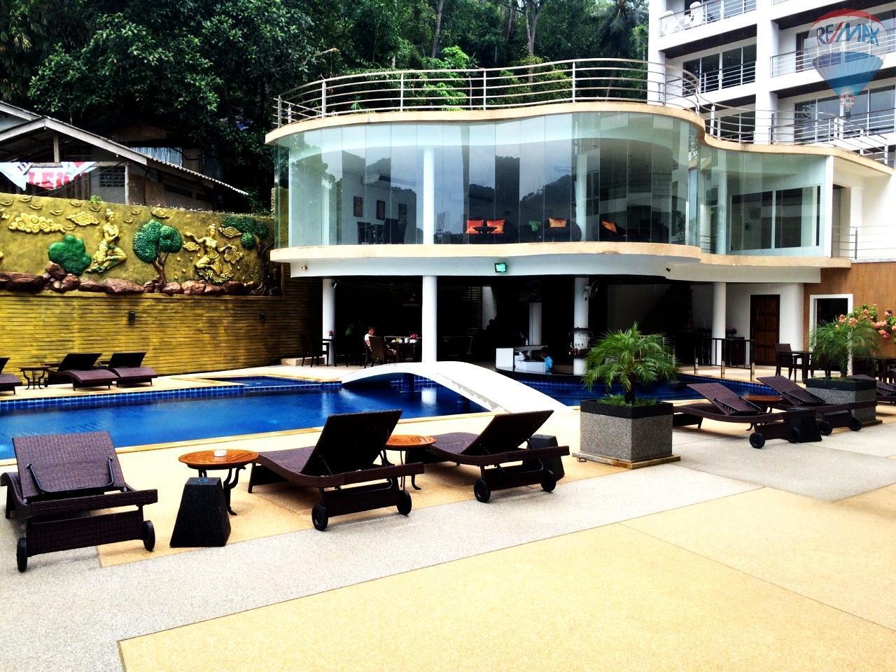 RE/MAX Top Properties Agency's Luxury Studio Ocean View for rent 1