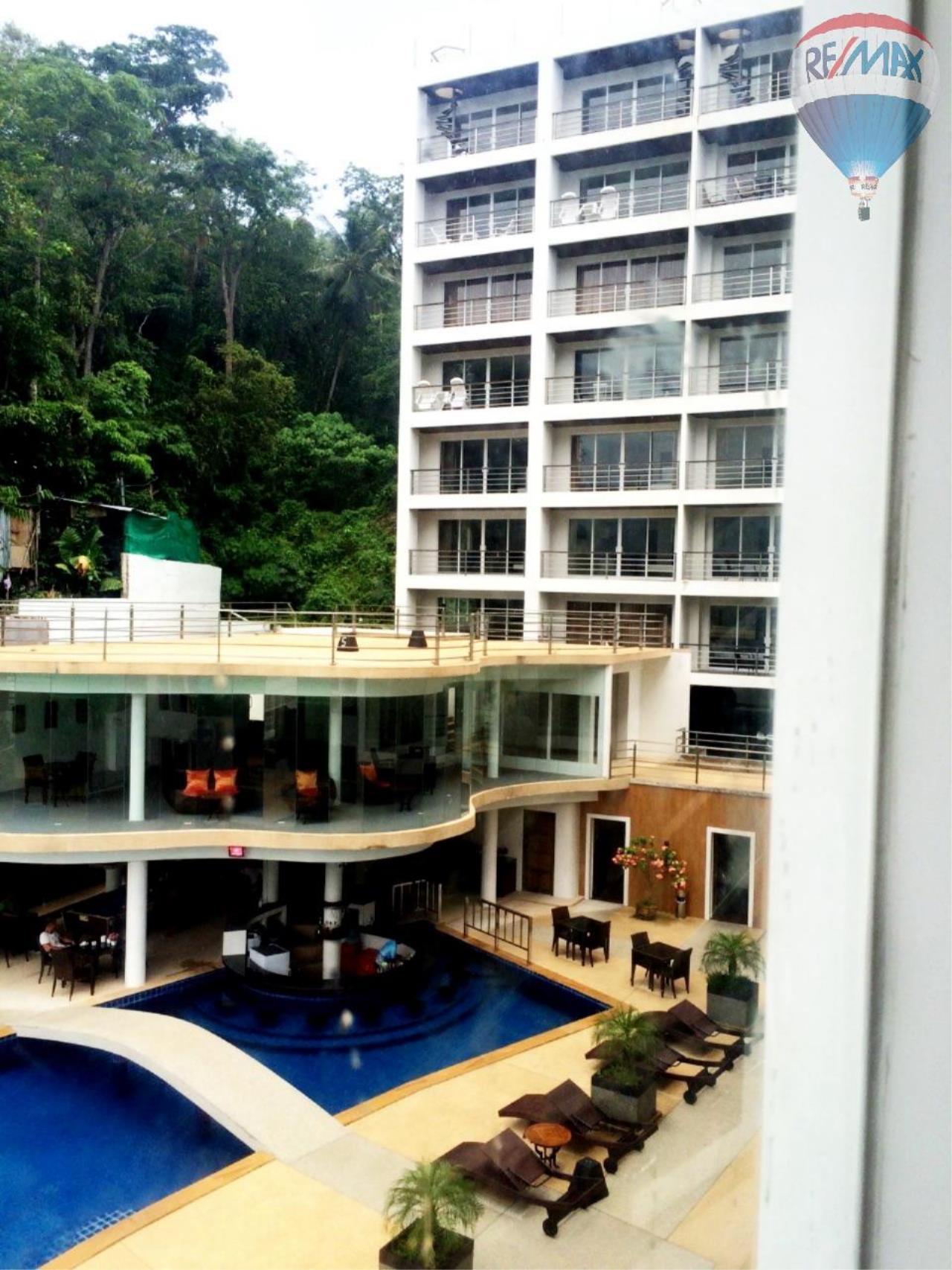 RE/MAX Top Properties Agency's Luxury Studio Ocean View for rent 24