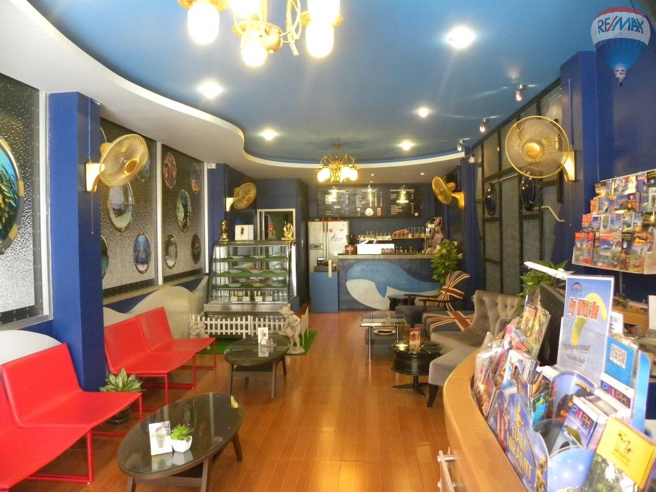 RE/MAX Top Properties Agency's Coffee shop for sale at Patong 1
