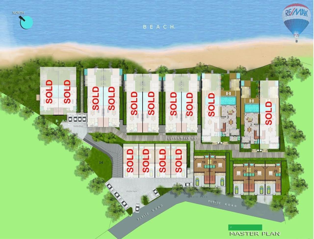 RE/MAX Top Properties Agency's Eva beach front villas  24