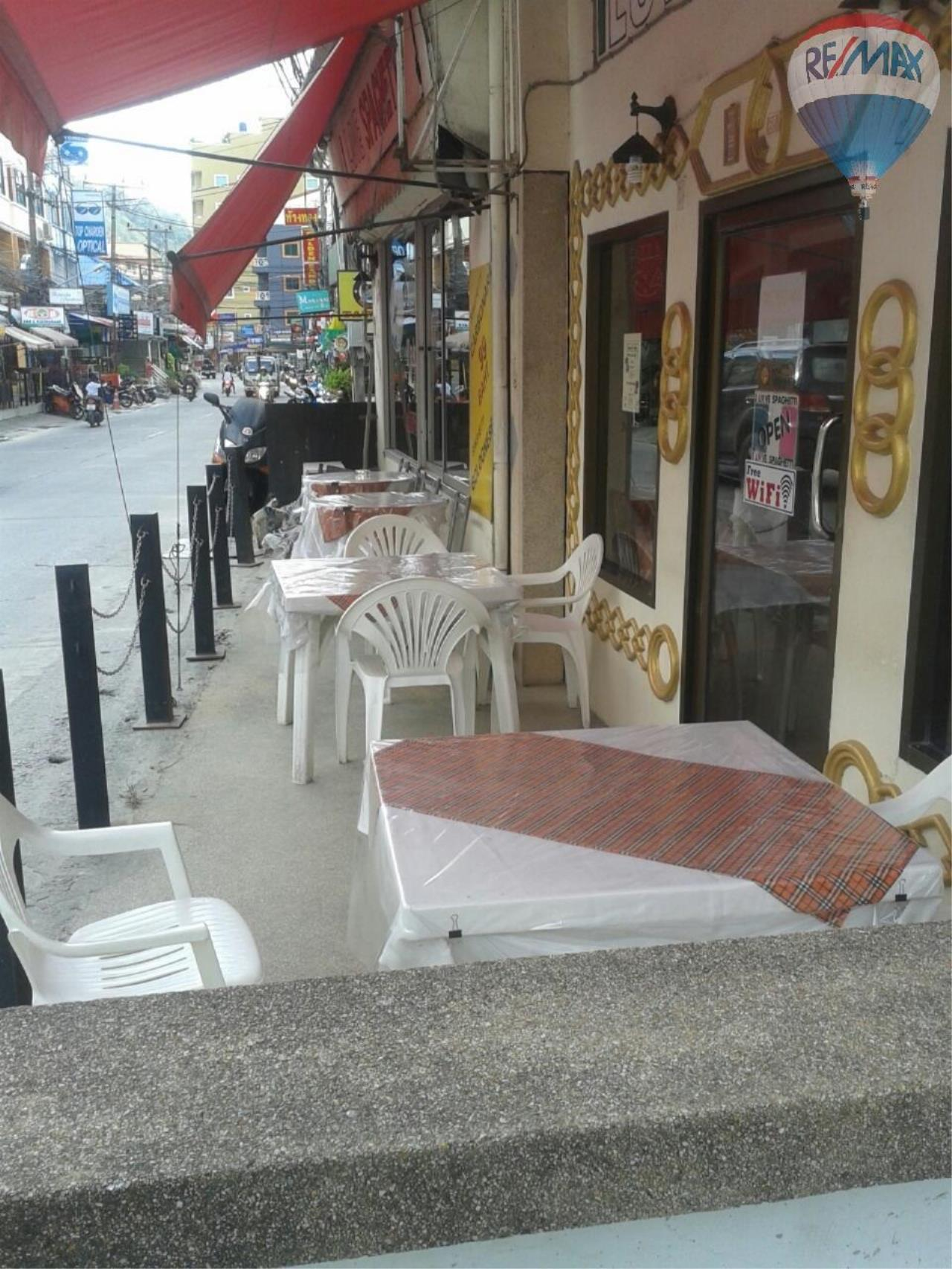 RE/MAX Top Properties Agency's Patong, Great Restaurant For Sale!! 2