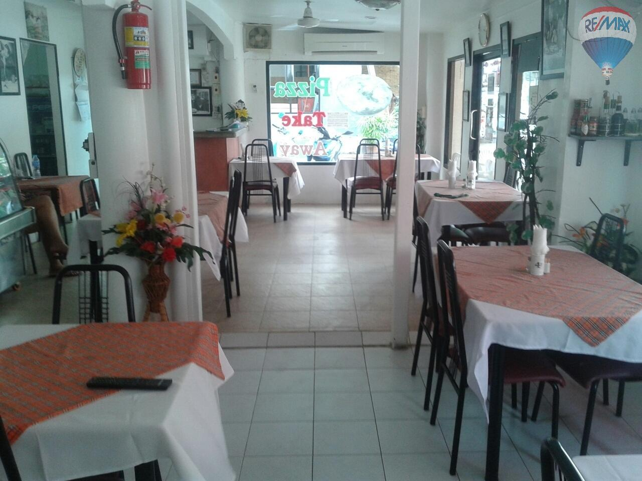 RE/MAX Top Properties Agency's Patong, Great Restaurant For Sale!! 4