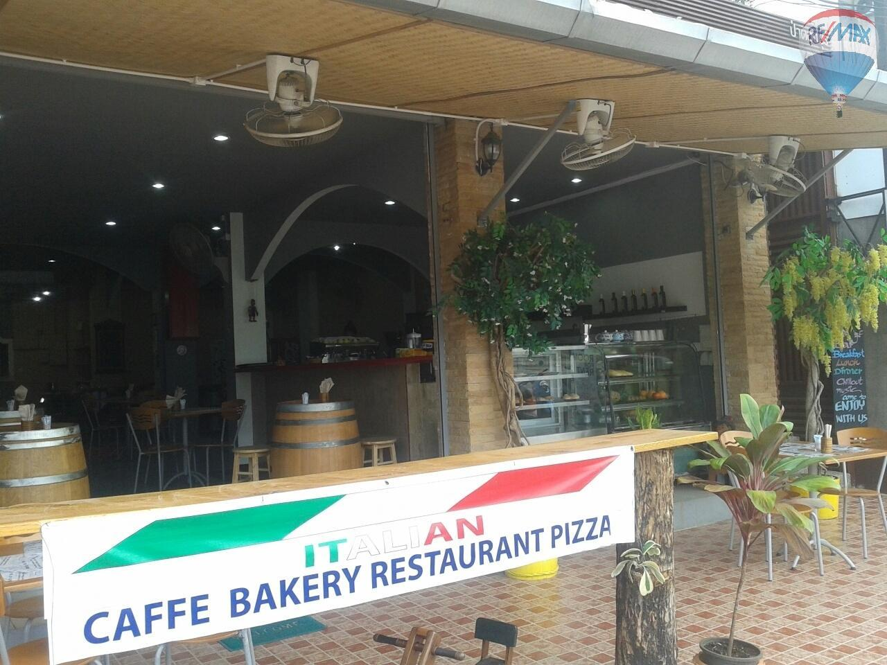 RE/MAX Top Properties Agency's Patong Close The Beach Italian Restaurant/Pizzeria For Sale 1