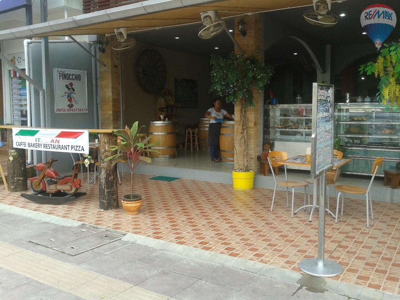 RE/MAX Top Properties Agency's Patong Close The Beach Italian Restaurant/Pizzeria For Sale 2