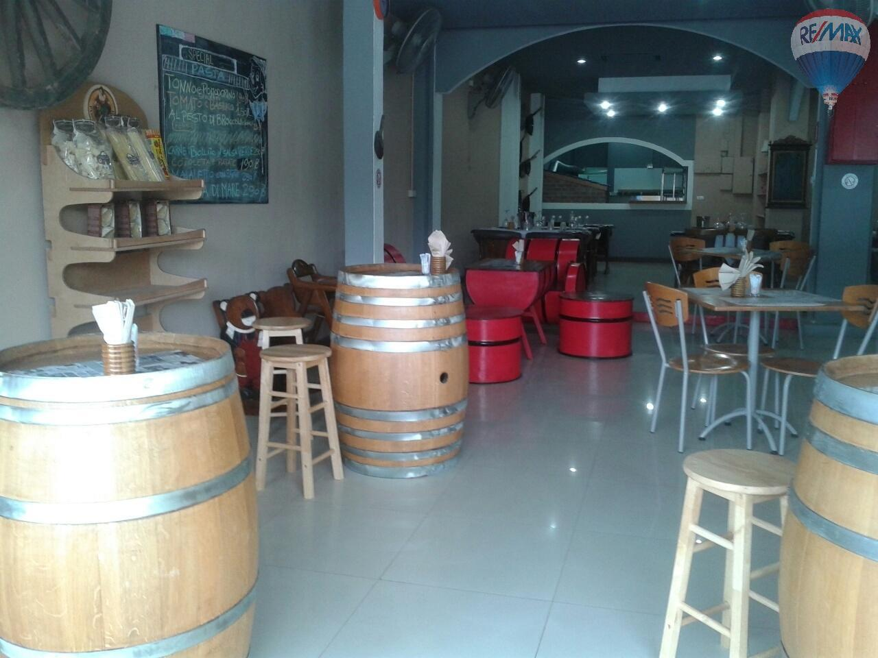 RE/MAX Top Properties Agency's Patong Close The Beach Italian Restaurant/Pizzeria For Sale 28
