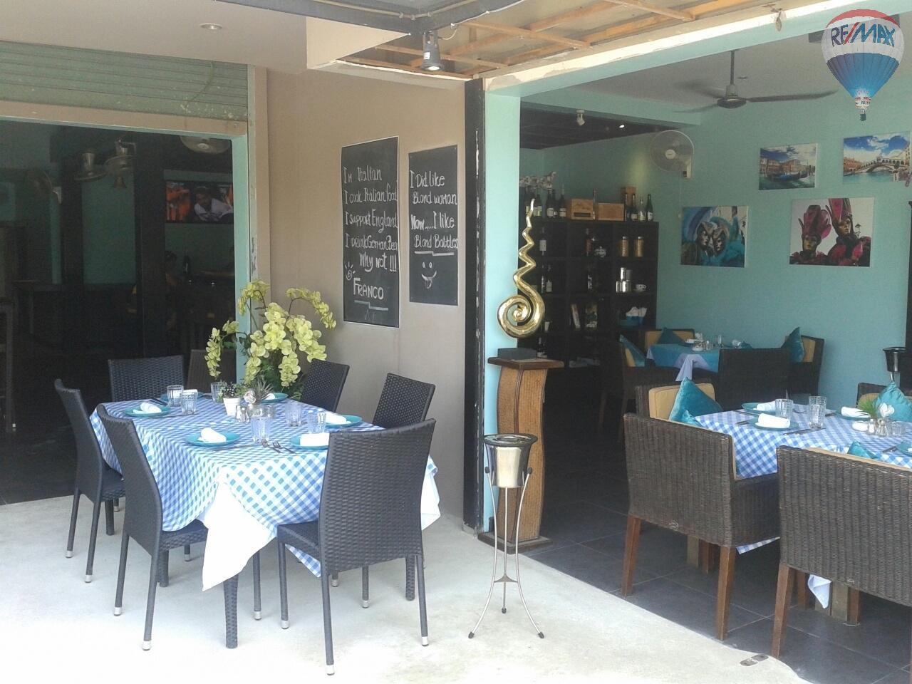 RE/MAX Top Properties Agency's Bangtao Italian Restaurant/Pizzeria for Sale 9