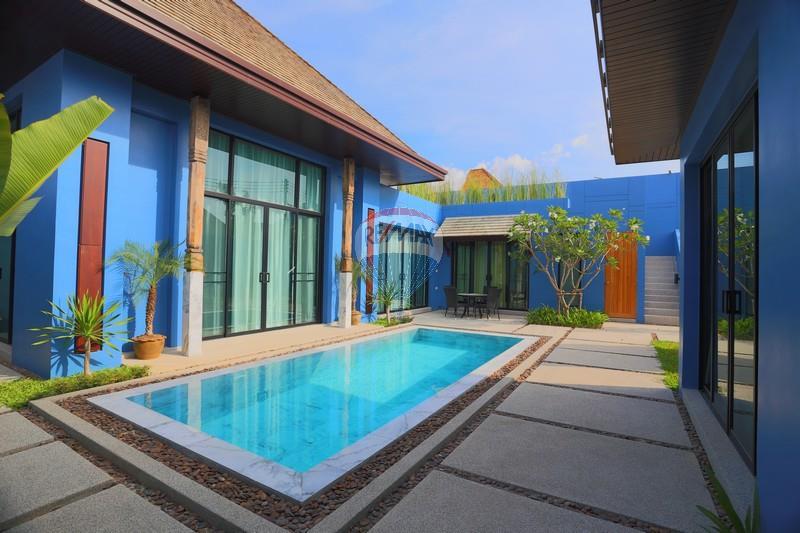 RE/MAX Top Properties Agency's Exclusive Romantic Peranakan Pool Villas @ Bangtao Beach 1