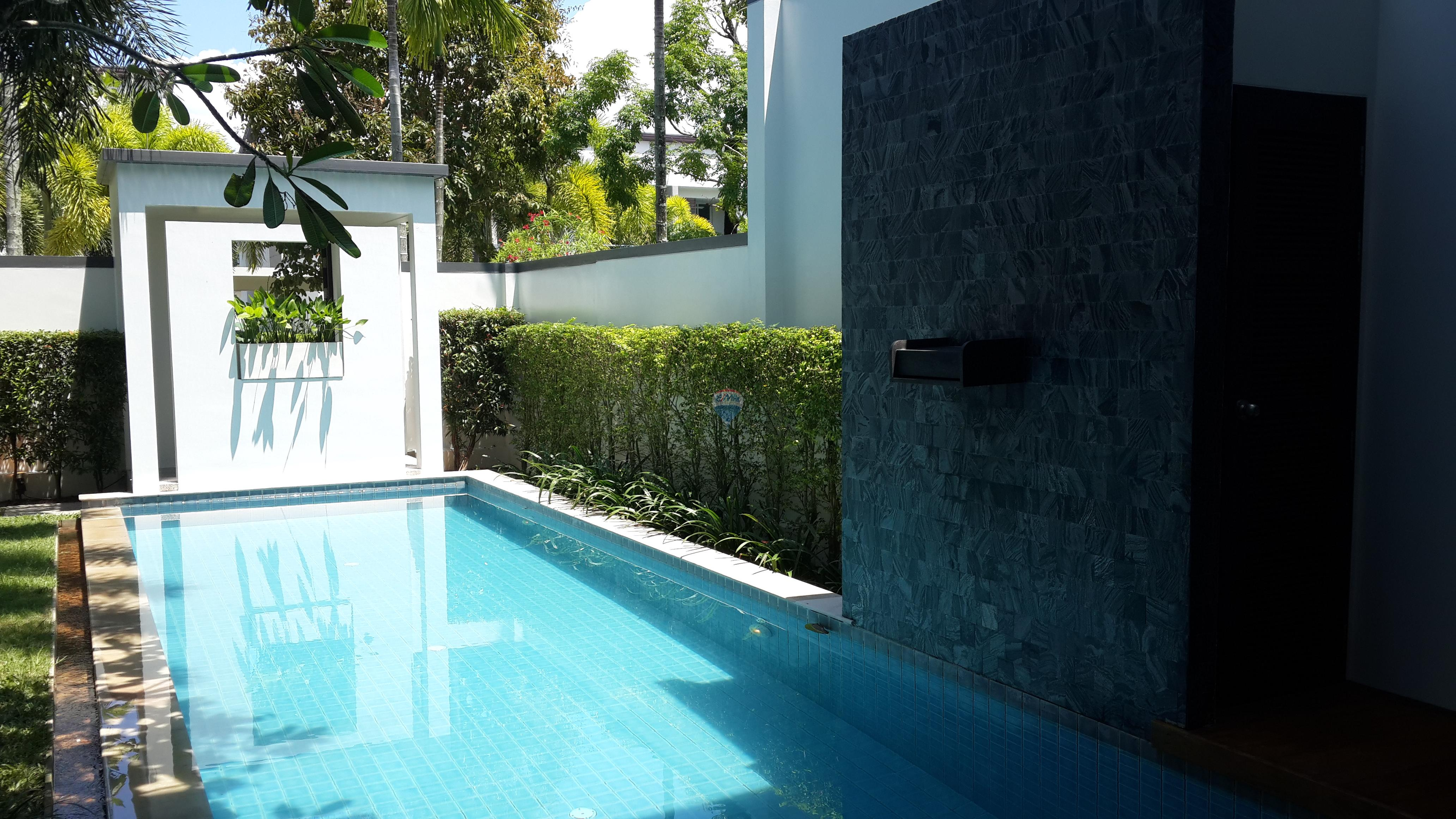 RE/MAX Top Properties Agency's Spacious 3 bedroom Duplex home with private pool in Bangtao Beach 1