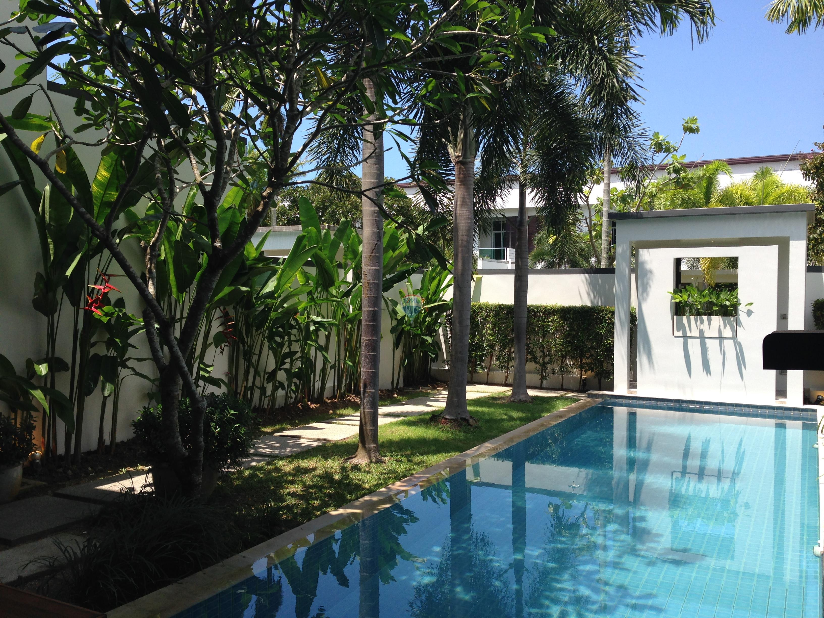 RE/MAX Top Properties Agency's Spacious 3 bedroom Duplex home with private pool in Bangtao Beach 6