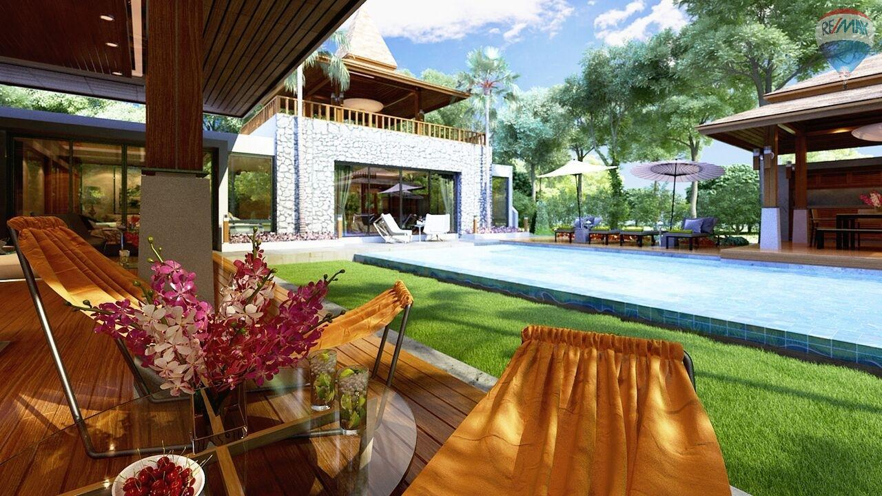 RE/MAX Top Properties Agency's Luxury Botanica Villa 4 Bed 5