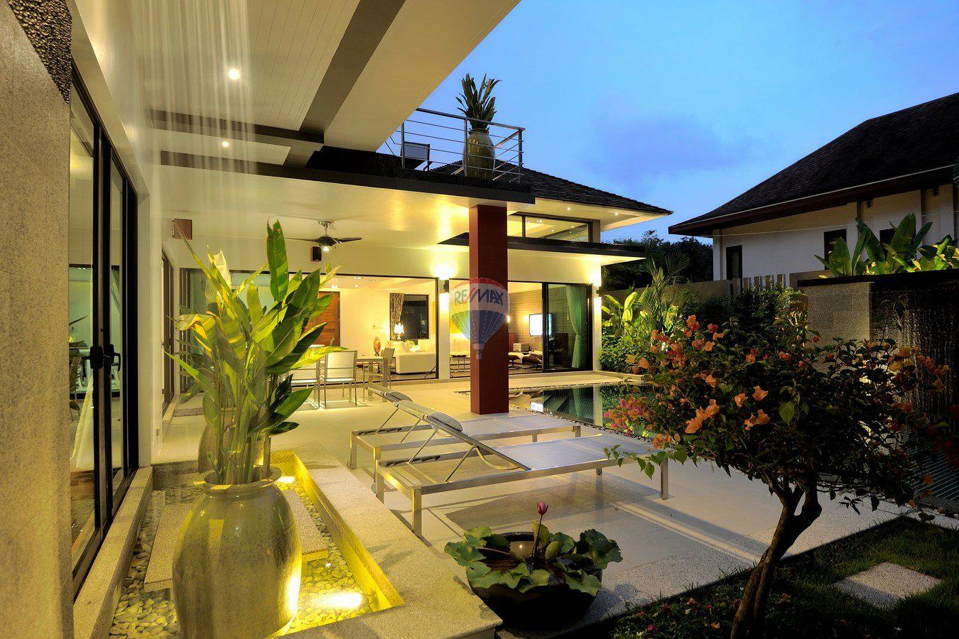 RE/MAX Top Properties Agency's Villa Modern and Extravagant 3 bedroom in Cherngtalay 28