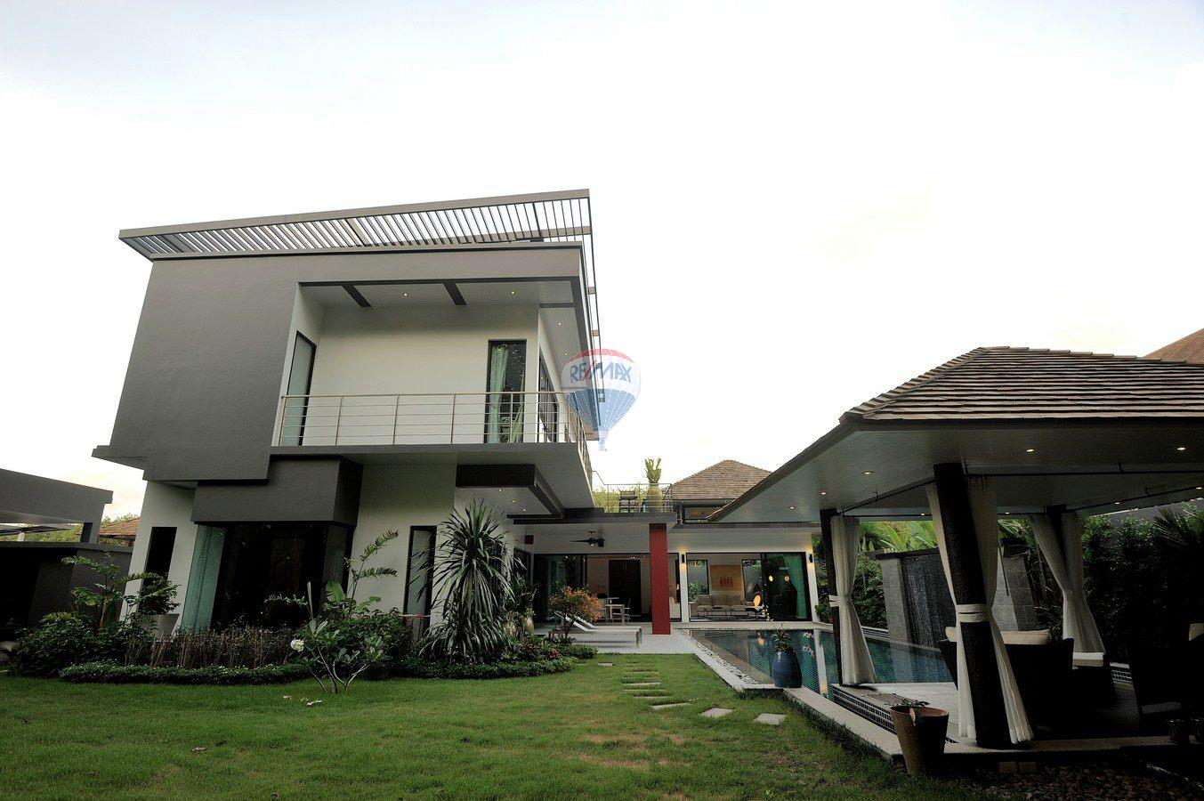 RE/MAX Top Properties Agency's Villa Modern and Extravagant 3 bedroom in Cherngtalay 30