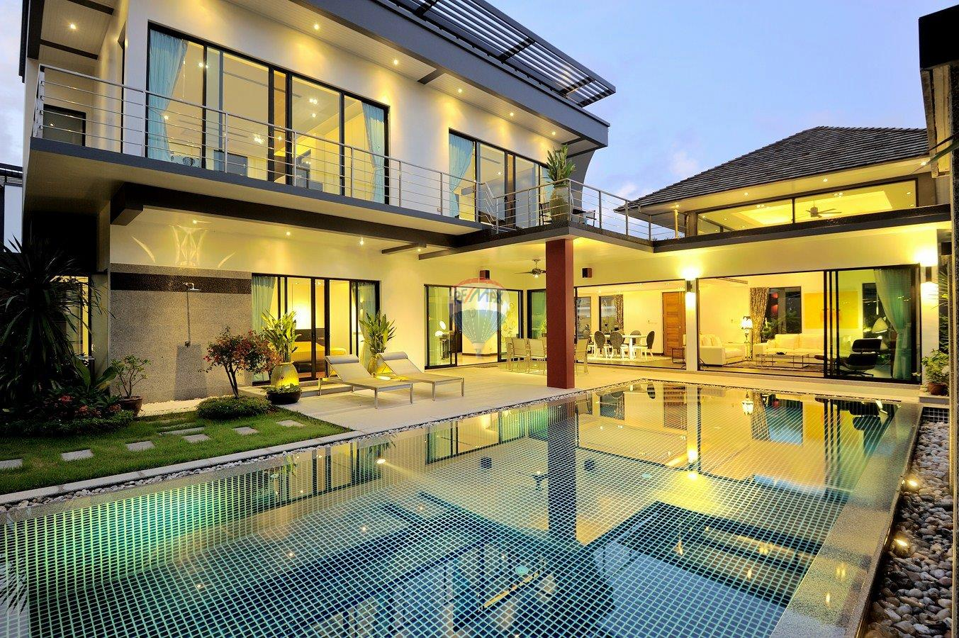 RE/MAX Top Properties Agency's Villa Modern and Extravagant 3 bedroom in Cherngtalay 6