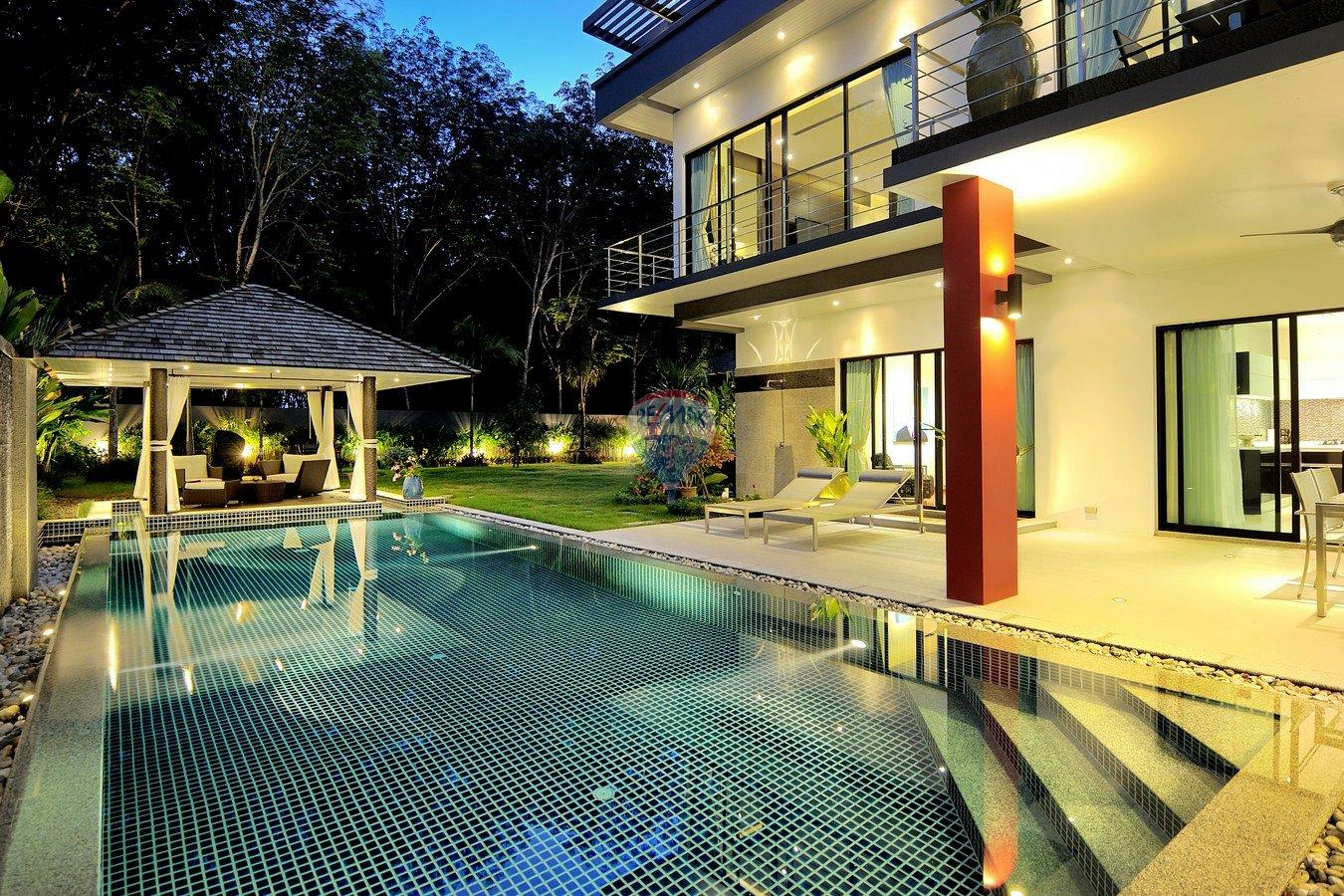 RE/MAX Top Properties Agency's Villa Modern and Extravagant 3 bedroom in Cherngtalay 7