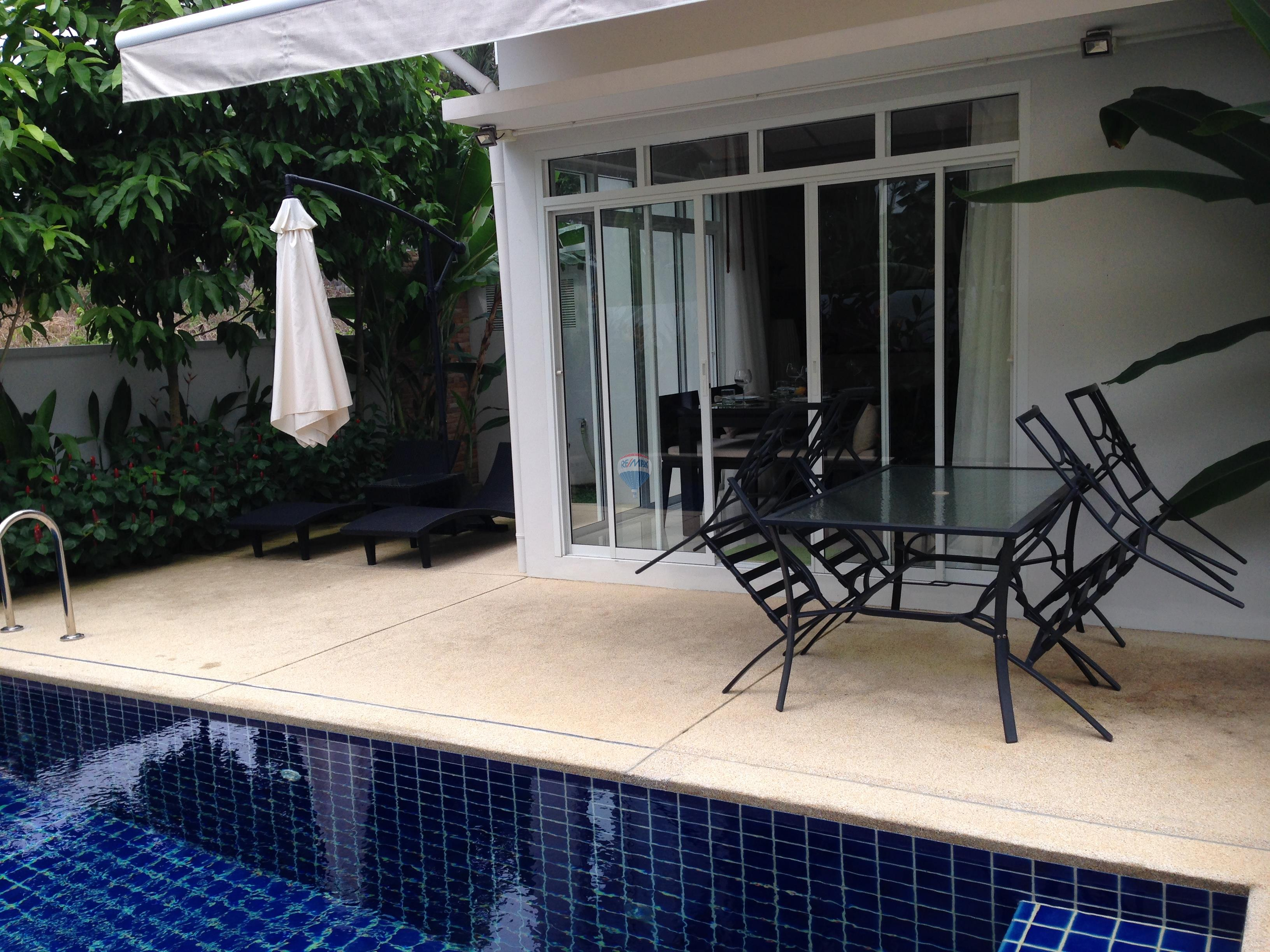 RE/MAX Top Properties Agency's 2 Bedroom Elegant Villa with Private Pool in Rawai 3