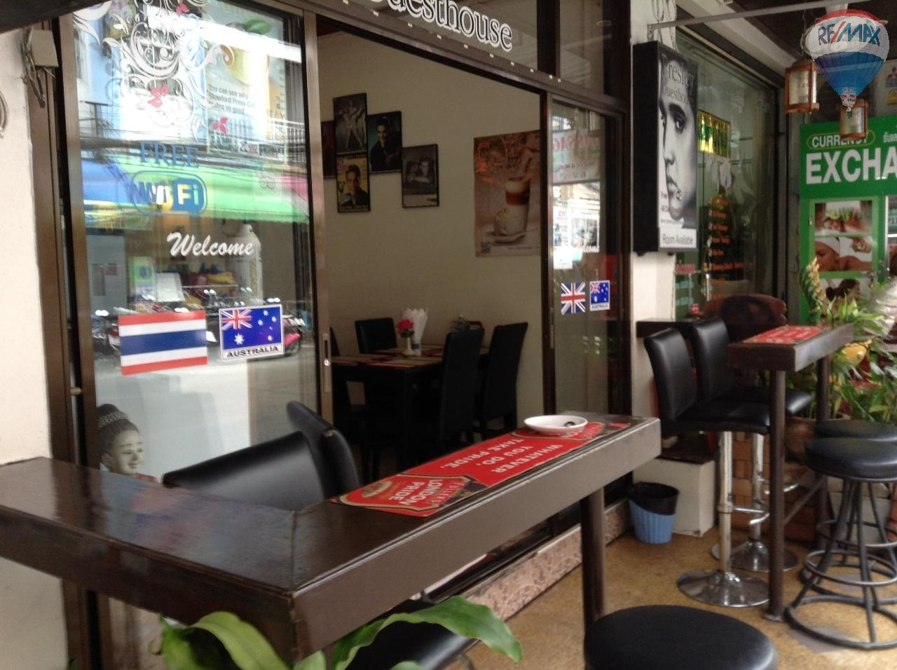 RE/MAX Top Properties Agency's Phuket, Patong Guest House (16 rooms) with Bar/Restaurant For Sale 1