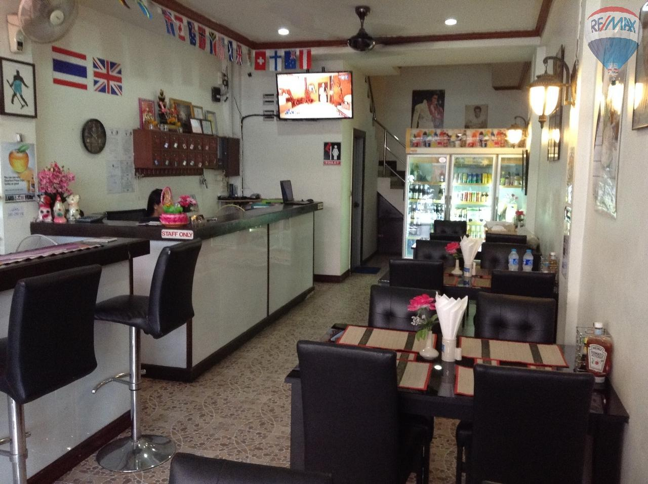 RE/MAX Top Properties Agency's Phuket, Patong Guest House (16 rooms) with Bar/Restaurant For Sale 3