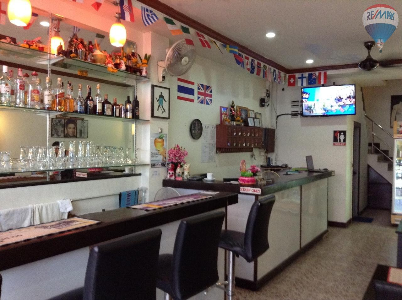 RE/MAX Top Properties Agency's Phuket, Patong Guest House (16 rooms) with Bar/Restaurant For Sale 4