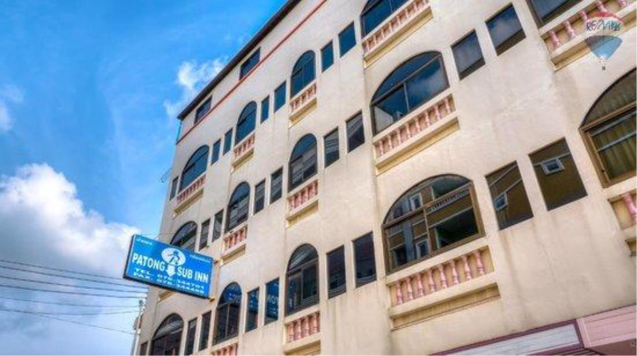 RE/MAX Top Properties Agency's RE/MAX Sole Agent Amazing Location Hotel Sub Inn For Sale Patong 1