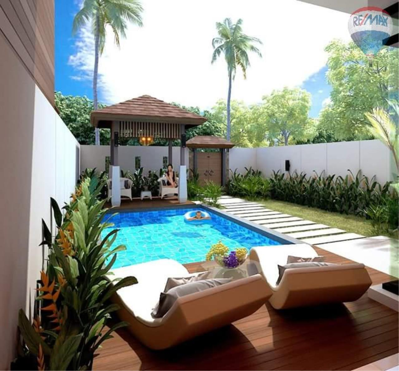 RE/MAX Top Properties Agency's Twin House   Villa Pool 2