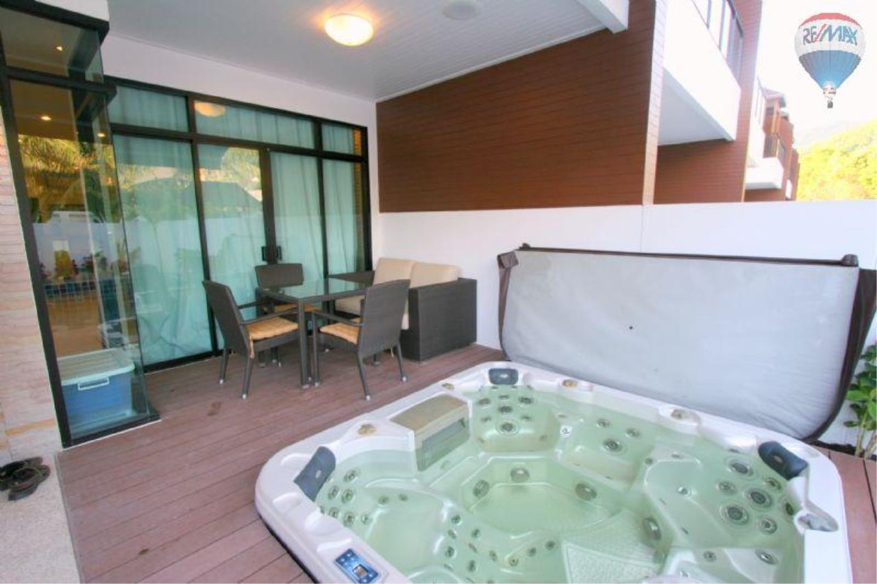 RE/MAX Top Properties Agency's Twin House   Villa Pool 5