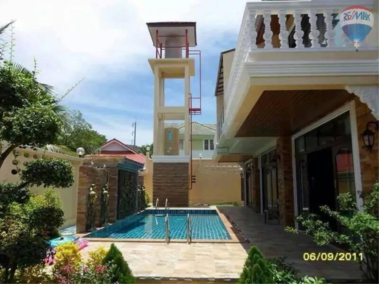 RE/MAX Top Properties Agency's Roman Style Pool Villa For Sale Chalong 7