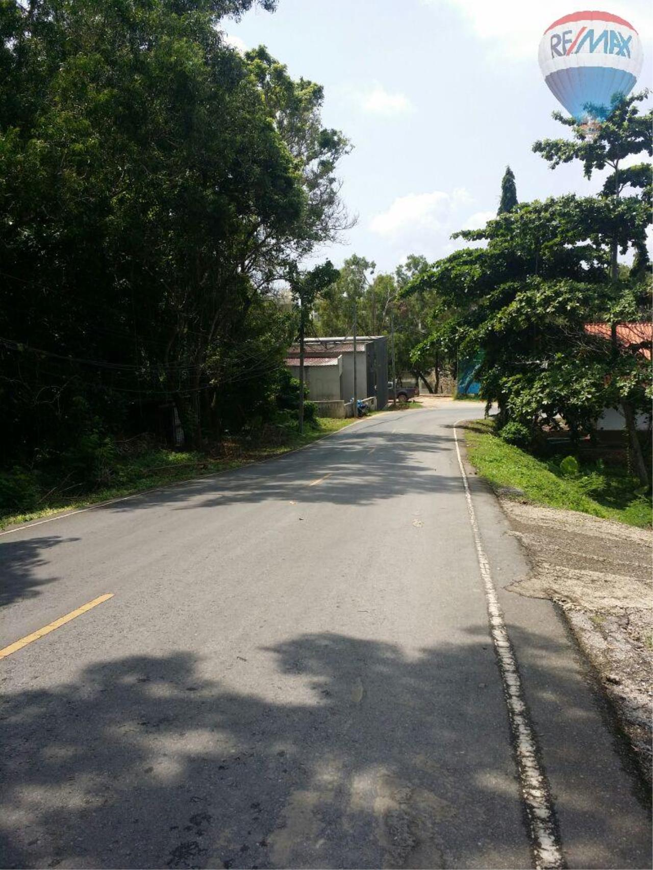 RE/MAX Top Properties Agency's Land For Sale 1 Rais Rawai Main Road to Naiharn 3