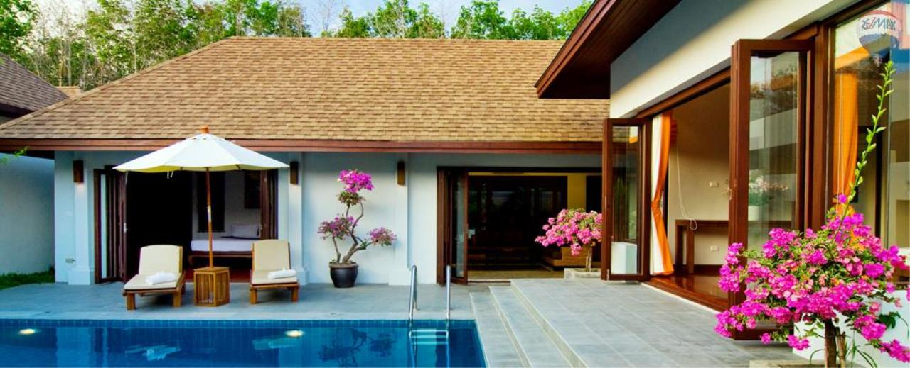 RE/MAX Top Properties Agency's For Sale Luxury Villa Naiharn Phuket 1