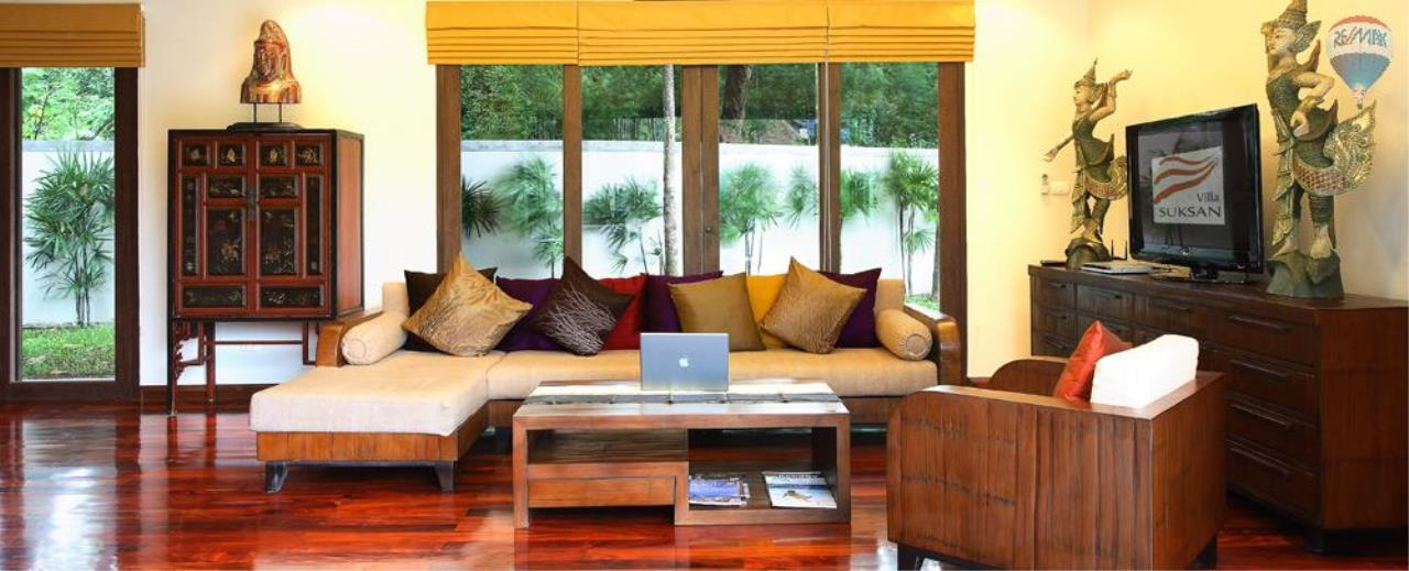 RE/MAX Top Properties Agency's For Sale Luxury Villa Naiharn Phuket 106