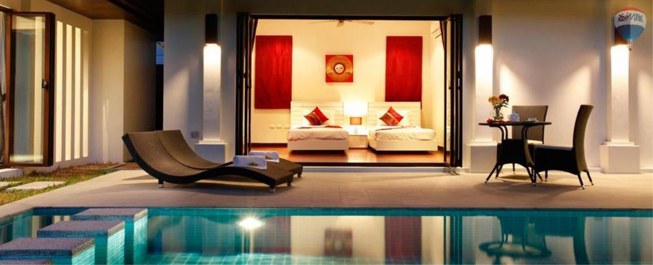 RE/MAX Top Properties Agency's For Sale Luxury Villa Naiharn Phuket 108