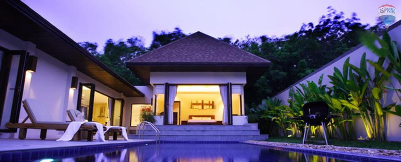 RE/MAX Top Properties Agency's For Sale Luxury Villa Naiharn Phuket 11