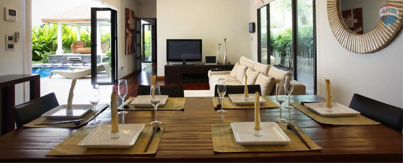 RE/MAX Top Properties Agency's For Sale Luxury Villa Naiharn Phuket 110