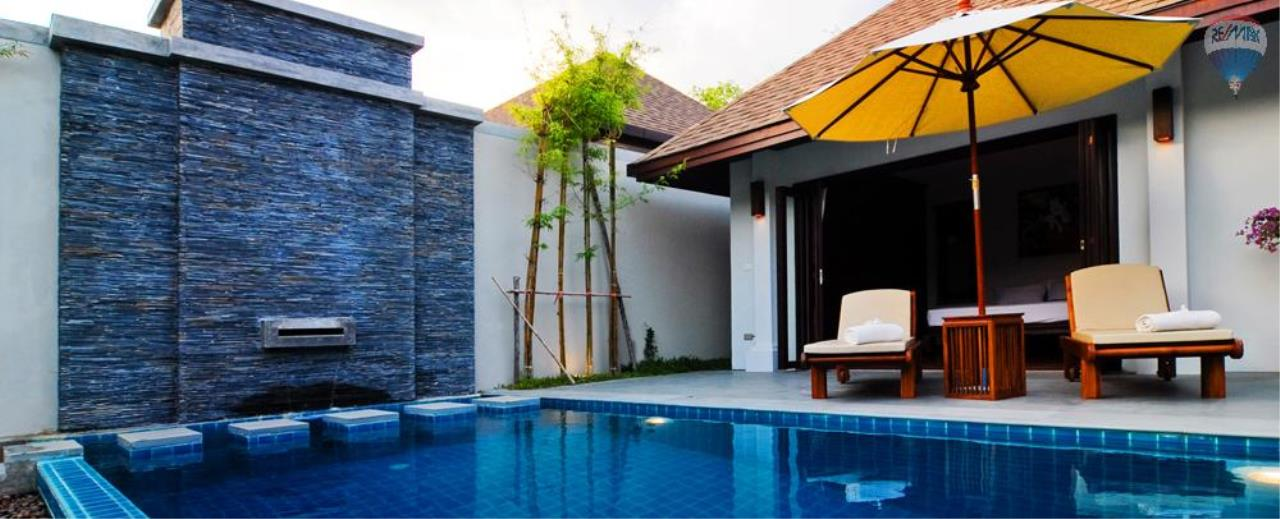 RE/MAX Top Properties Agency's For Sale Luxury Villa Naiharn Phuket 112