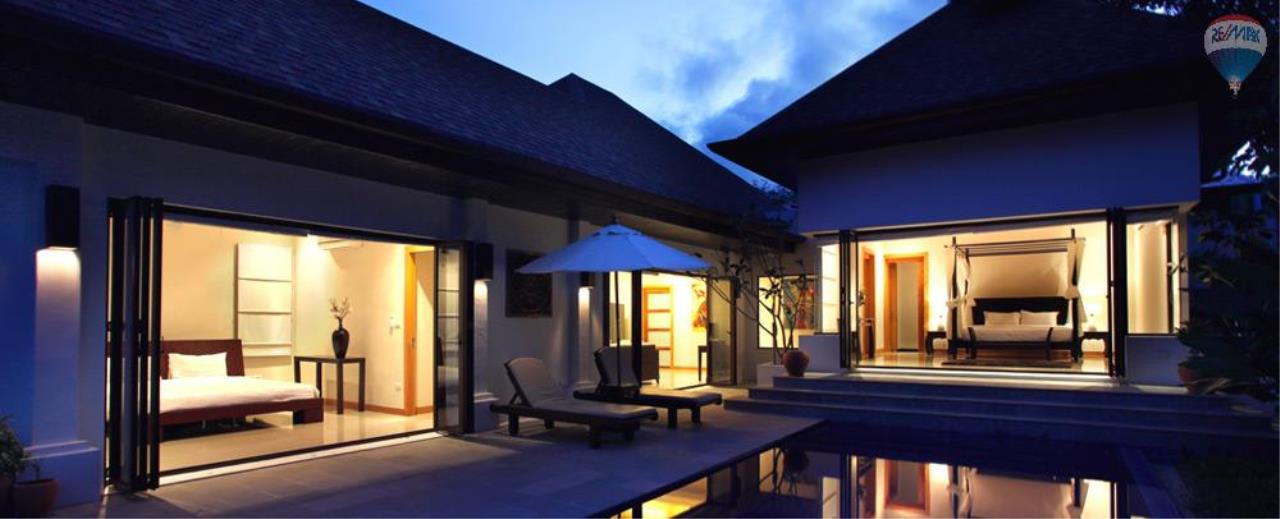 RE/MAX Top Properties Agency's For Sale Luxury Villa Naiharn Phuket 124