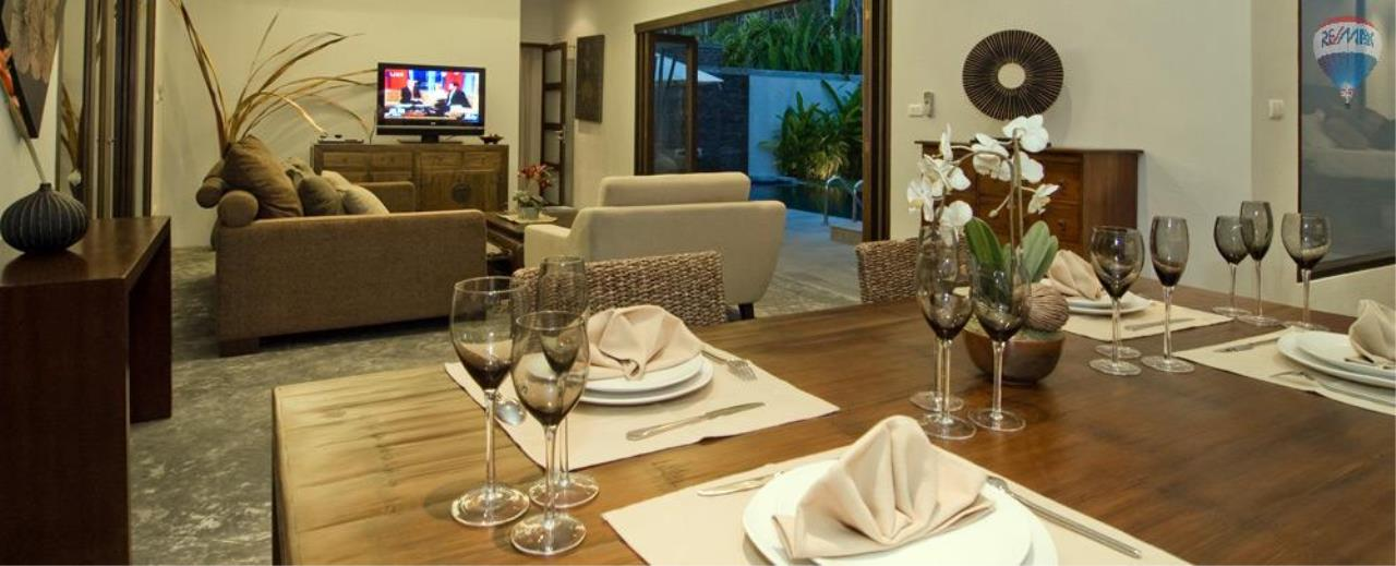 RE/MAX Top Properties Agency's For Sale Luxury Villa Naiharn Phuket 130
