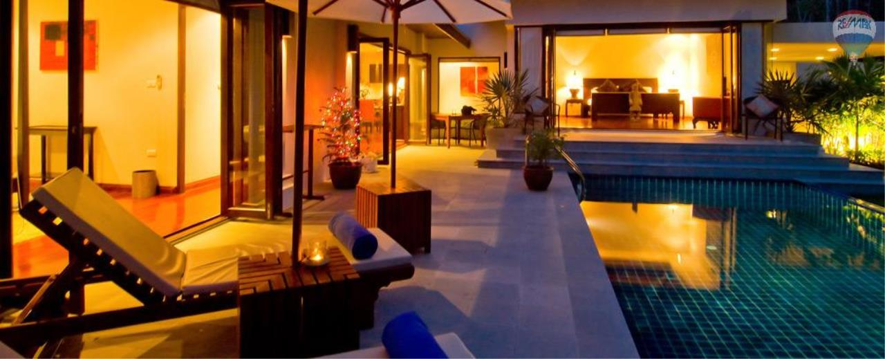 RE/MAX Top Properties Agency's For Sale Luxury Villa Naiharn Phuket 137