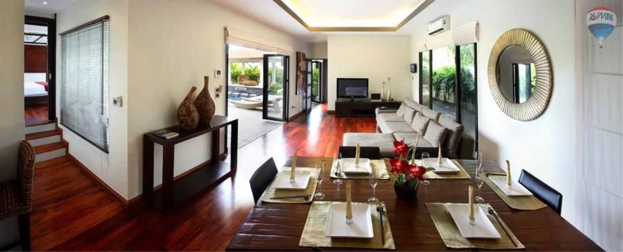 RE/MAX Top Properties Agency's For Sale Luxury Villa Naiharn Phuket 15