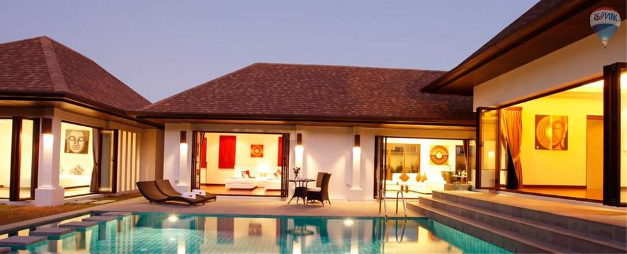 RE/MAX Top Properties Agency's For Sale Luxury Villa Naiharn Phuket 21
