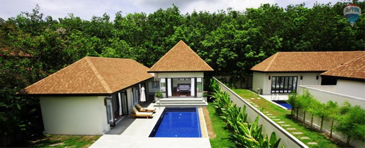 RE/MAX Top Properties Agency's For Sale Luxury Villa Naiharn Phuket 37