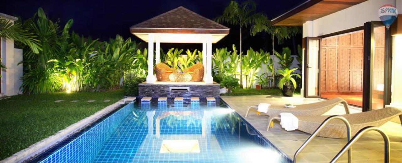 RE/MAX Top Properties Agency's For Sale Luxury Villa Naiharn Phuket 45