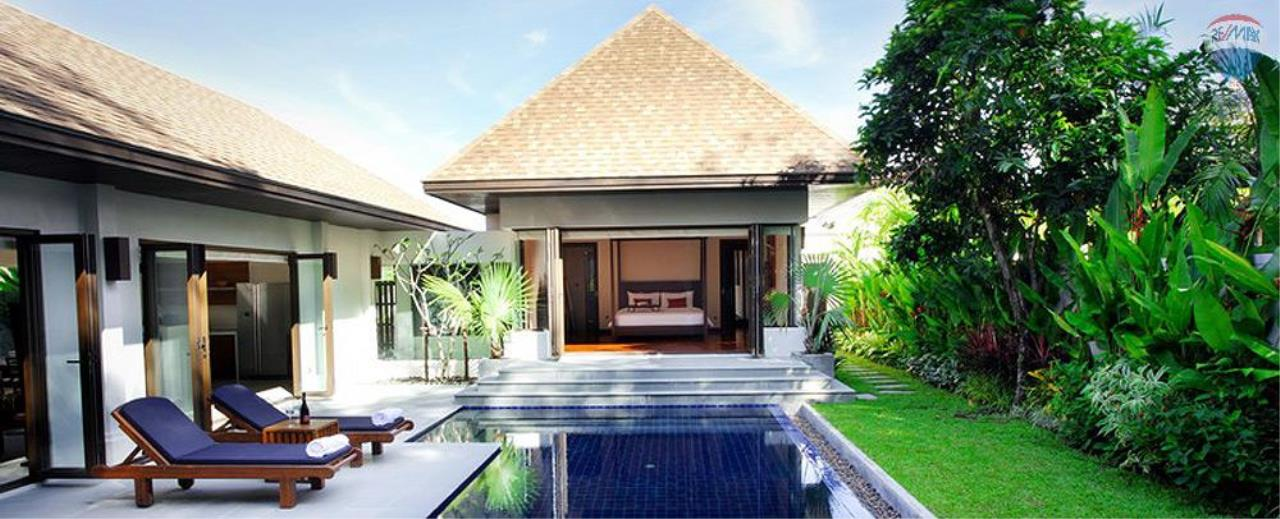 RE/MAX Top Properties Agency's For Sale Luxury Villa Naiharn Phuket 66