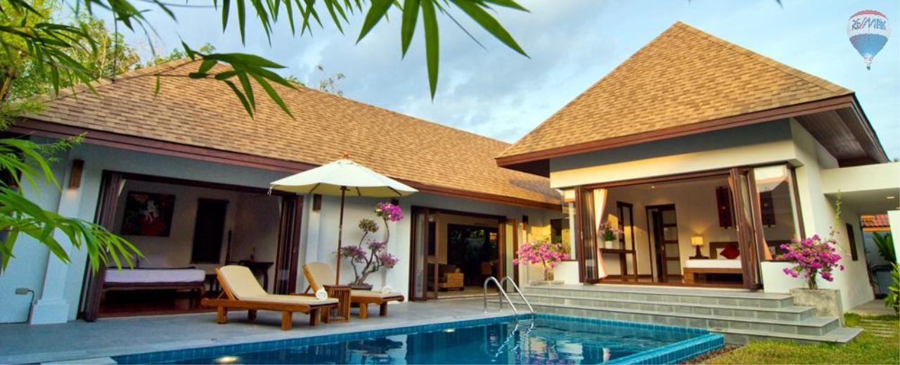 RE/MAX Top Properties Agency's For Sale Luxury Villa Naiharn Phuket 72