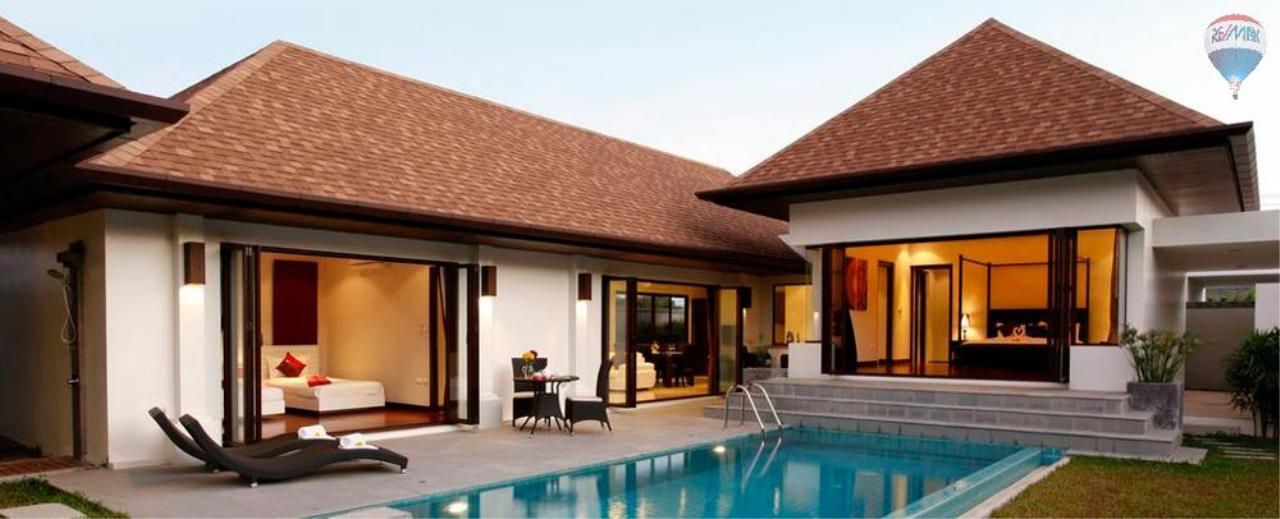 RE/MAX Top Properties Agency's For Sale Luxury Villa Naiharn Phuket 73