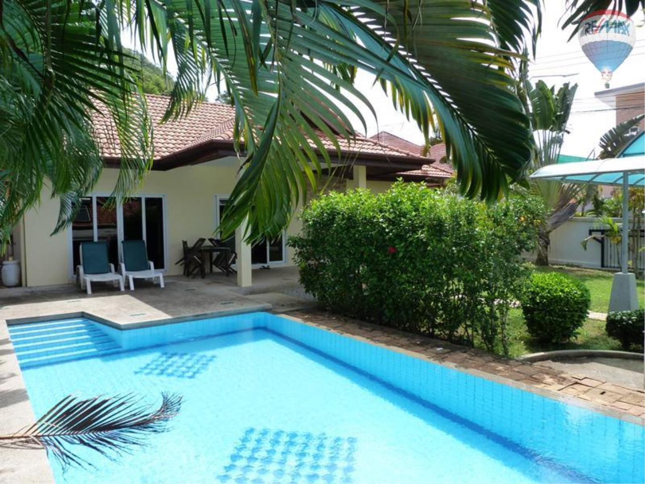 RE/MAX Top Properties Agency's 3 Bedroom Pool Villa For Rent Rawai/Naiharn 1