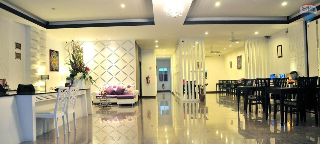 RE/MAX Top Properties Agency's 28 Rooms Hotel with Lift For Sale Patong Beach Cheap Rental  1