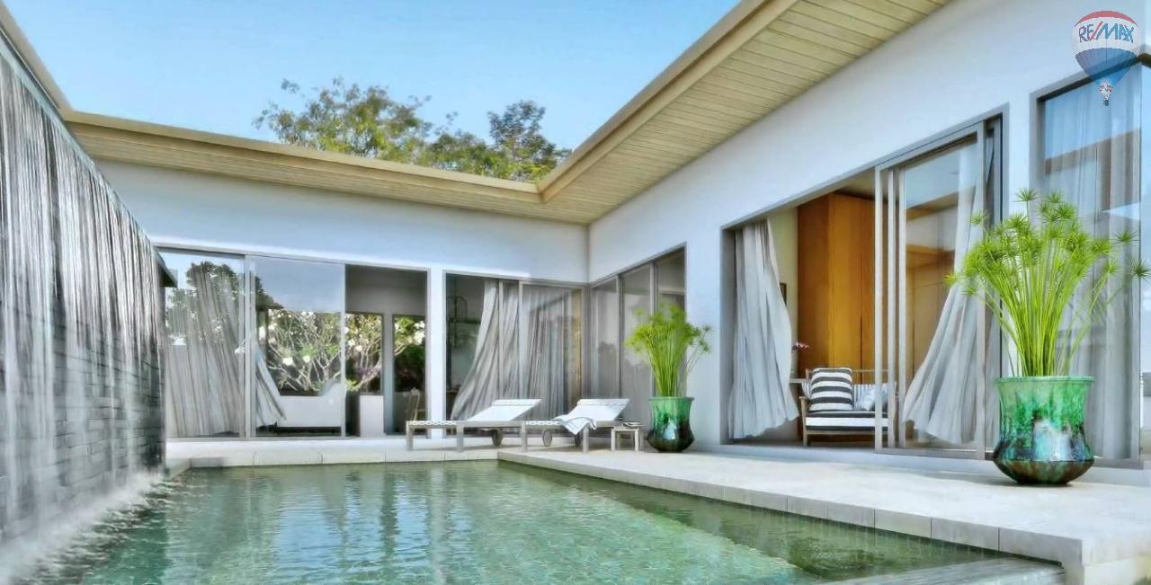 RE/MAX Top Properties Agency's Spacious Luxury private Pool Villas Resort 2 bedroom in Chalong 4