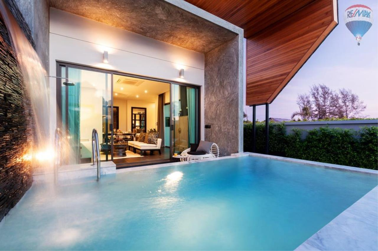RE/MAX Top Properties Agency's Spacious Luxury private Pool Villas Resort 2 bedroom in Chalong 7
