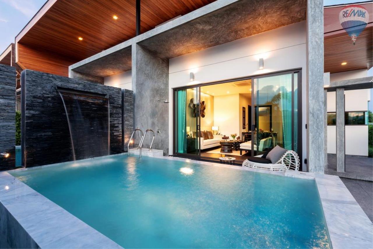 RE/MAX Top Properties Agency's Spacious Luxury private Pool Villas Resort 2 bedroom in Chalong 8