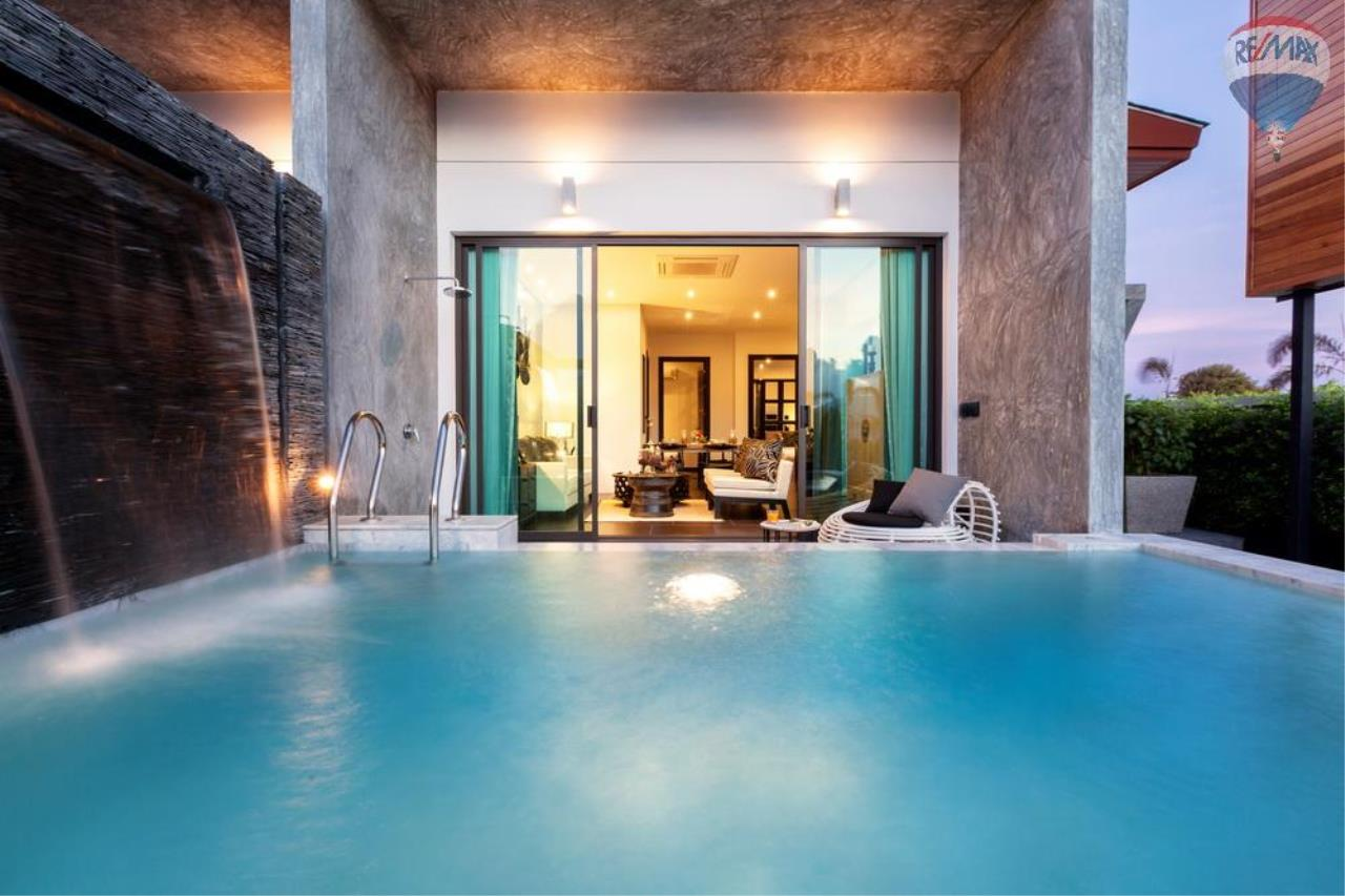 RE/MAX Top Properties Agency's Spacious Luxury private Pool Villas Resort 2 bedroom in Chalong 9